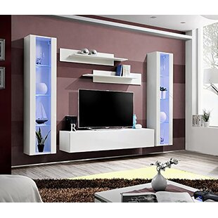 Savings Villasenor Entertainment Center for TVs up to 70 By Orren Ellis