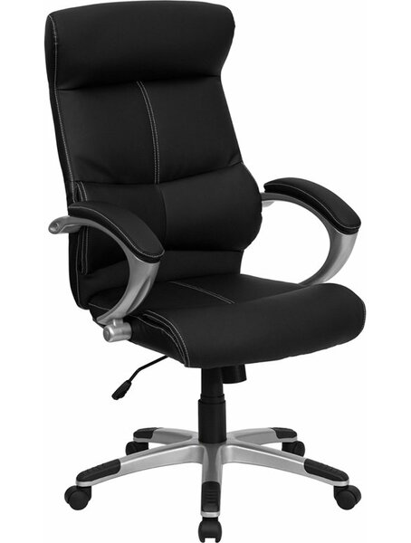Whetsel High-Back Ergonomic Executive Chair by Orren Ellis