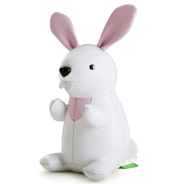 Classic Rabbit Paperweight by Zuny