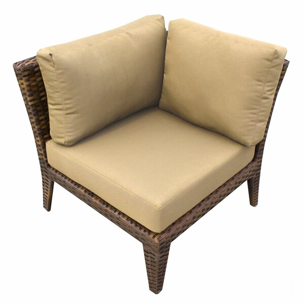 Manhattan Deep Seating Chair with Cushions by TK Classics