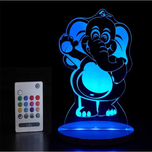 Elephant Night Light by Tulio Dream Lights