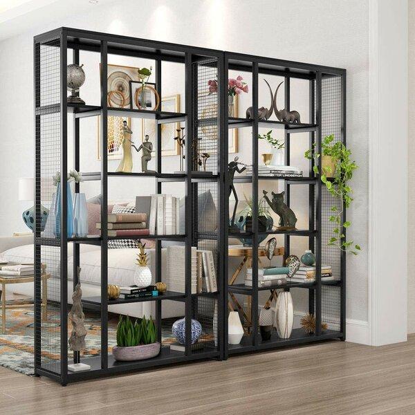 Alymuhammad Etagere Bookcase By Latitude Run