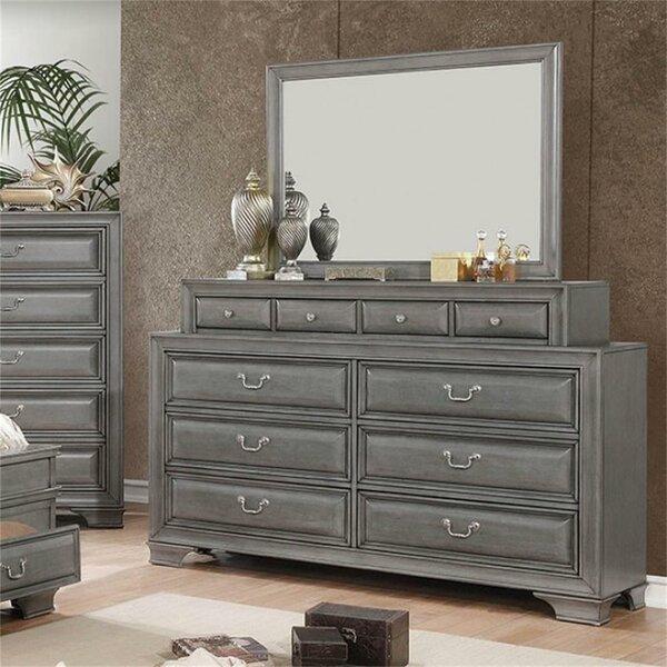 Juana 10 Drawer Dresser by Gracie Oaks