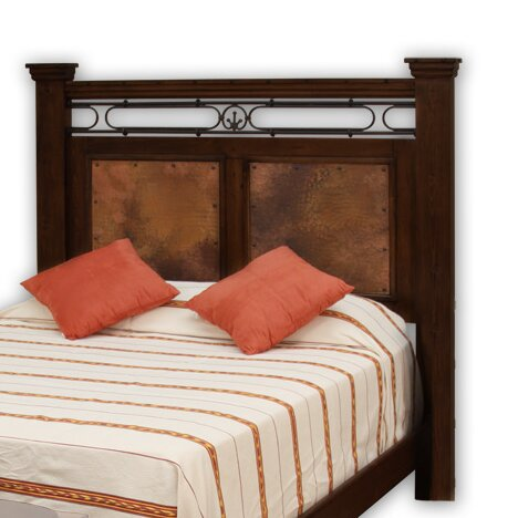 Valencia Panel Headboard by Artisan Home Furniture