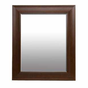Charlton Home Schubert Beveled Wall Mirror