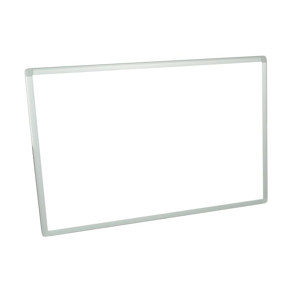 Reversible Magnetic Wall Mounted Whiteboard by Offex