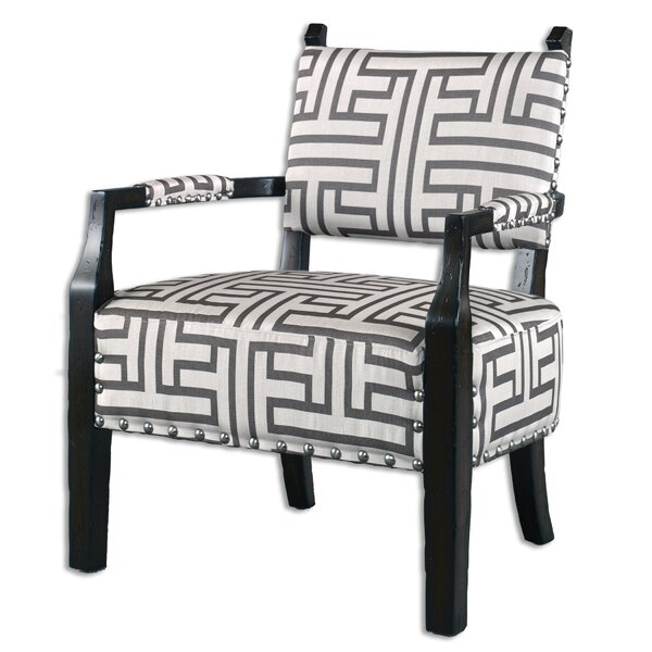 Terica Armchair by Uttermost