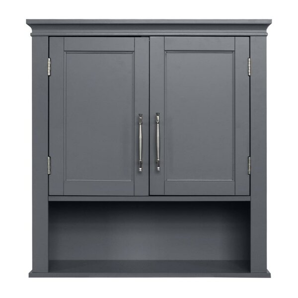 Mathabane 23'' W x 24'' H x 8'' D Wall Mounted Bathroom Cabinet