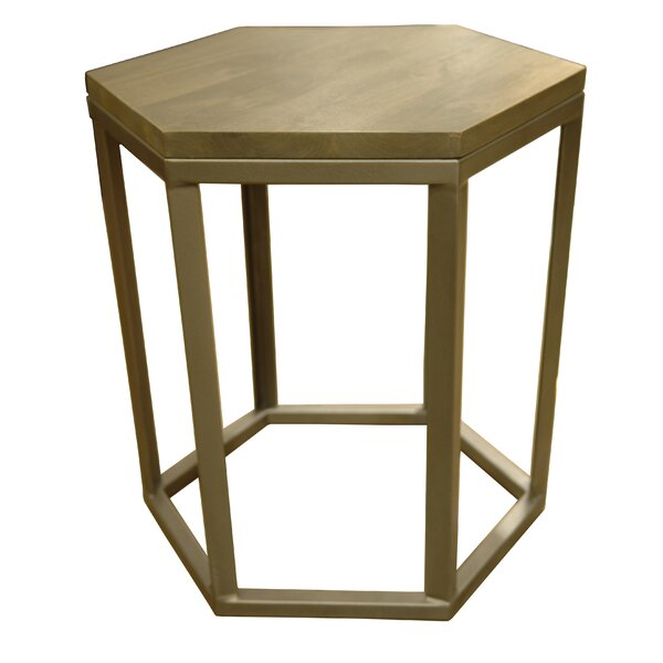 Dieter End Table by Williston Forge
