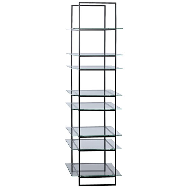 Shy Etagere Bookcase by Noir