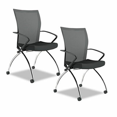 Valore Training Series High-Back Chair (Set of 2) by Mayline Group