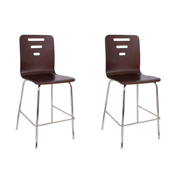 Bentwood 25 Bar Stool (Set of 2) by BirdRock Home