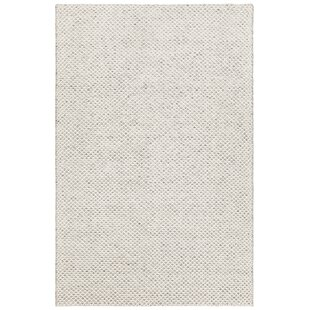 Buying Sylvan Hand-Woven White Area Rug By17 Stories