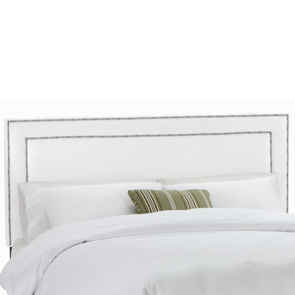 Olivia Upholstered Panel Headboard by Wayfair Custom Upholstery™