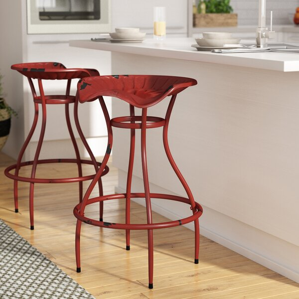 Remarkable Tractor Stool Wayfair Onthecornerstone Fun Painted Chair Ideas Images Onthecornerstoneorg