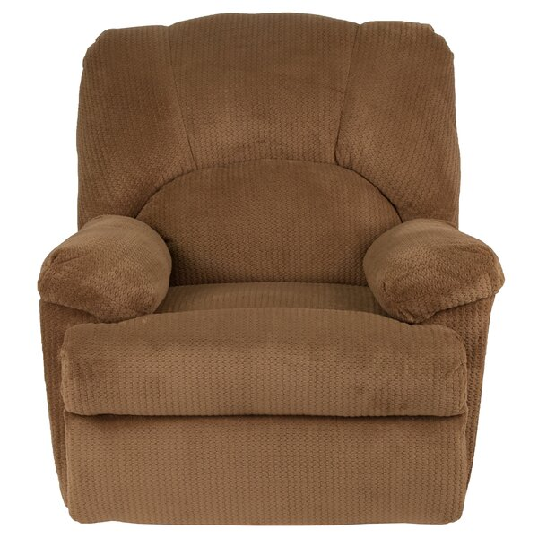 Carel Manual Recline Rocker Recliner