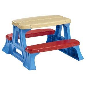 Beautiful Kids Picnic Table
