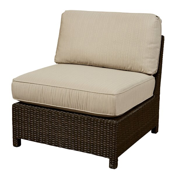 Armless Chair with Cushion by Wildon Home®