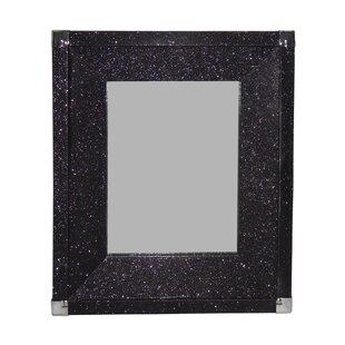 Cheungs Glitter Frame Wall Mirror