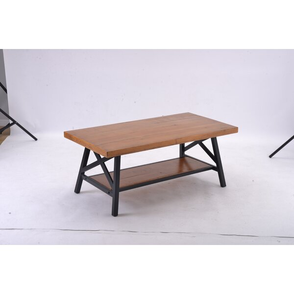 Eliezer Coffee Table by Union Rustic Union Rustic