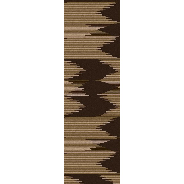 Croslin Beige Rug by Loon Peak