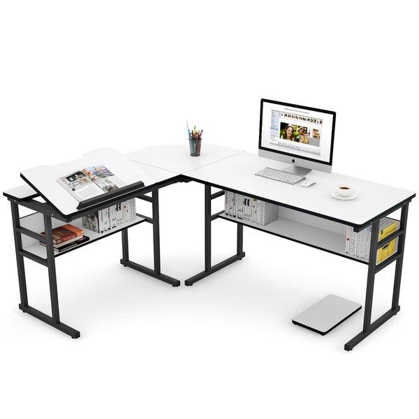 Alphonzo ReversibleL-Shape Desk