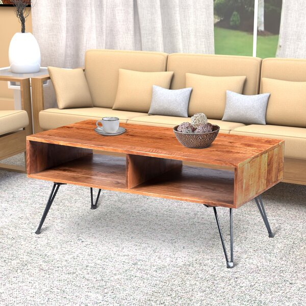 Rodrigo Coffee Table By Union Rustic