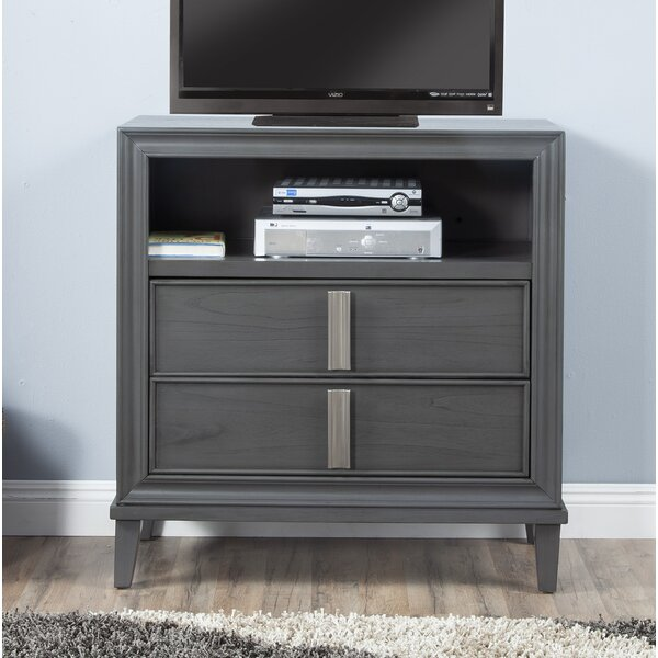 Review Everby 2 Drawer Chest