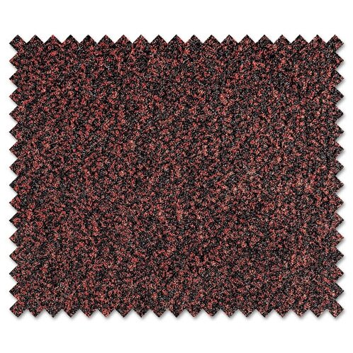 Dust-Star Solid Doormat by CROWN MATS & MATTING