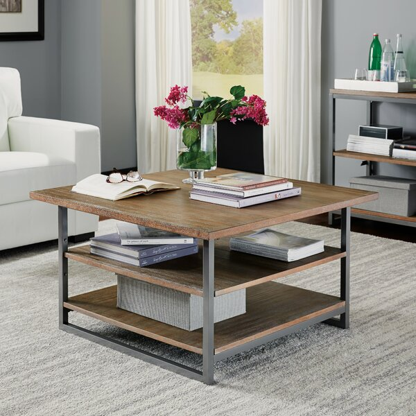 Eckles 2 Piece Coffee Table Set by 17 Stories
