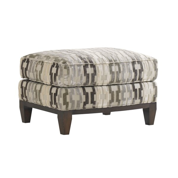Tower Place Ottoman by Lexington