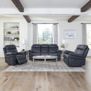 Asbury Reclining Configurable Living Room Set by Red Barrel Studio®