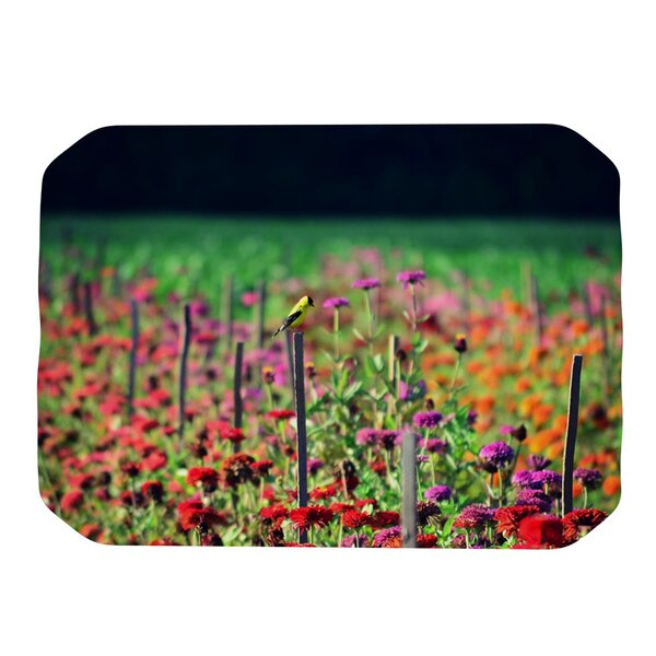 Live in The Sunshine Placemat by KESS InHouse