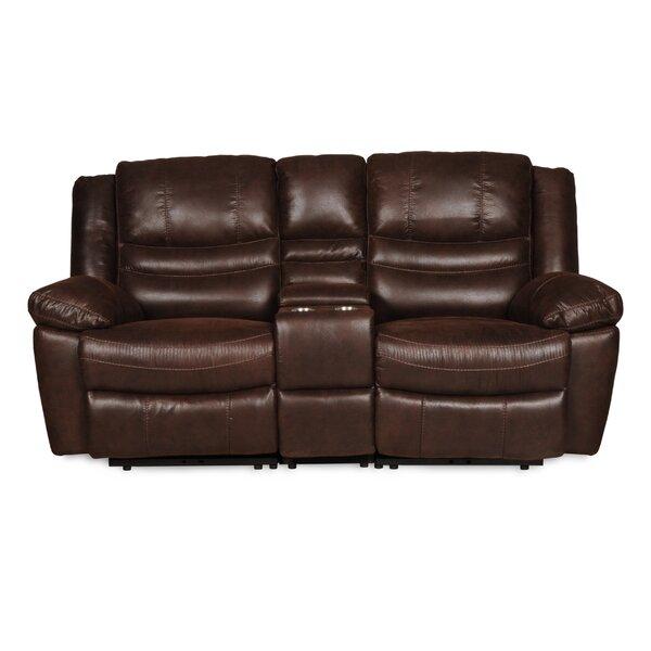 Mae Console Reclining Sofa by Latitude Run