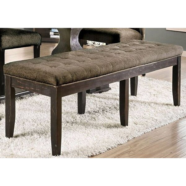 Richas Solid Bench by Canora Grey Canora Grey