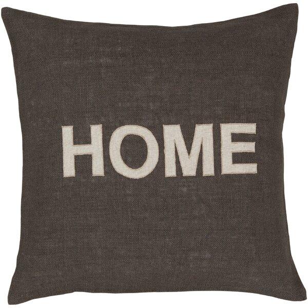 Woodfin Hot Home Throw Pillow by Brayden Studio
