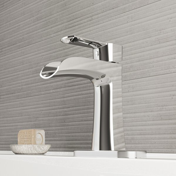 Paloma Single Hole Bathroom Faucet by VIGO