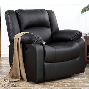 Manual Recliner by Ebern Designs