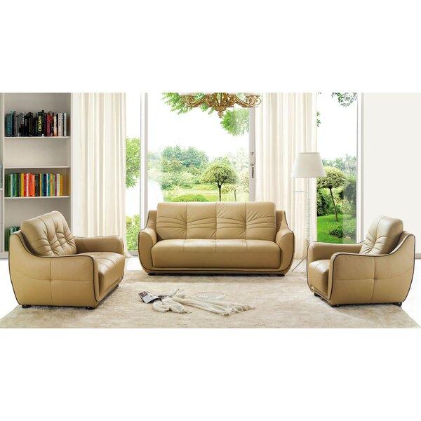 Claypool Configurable Living Room Set by Latitude Run