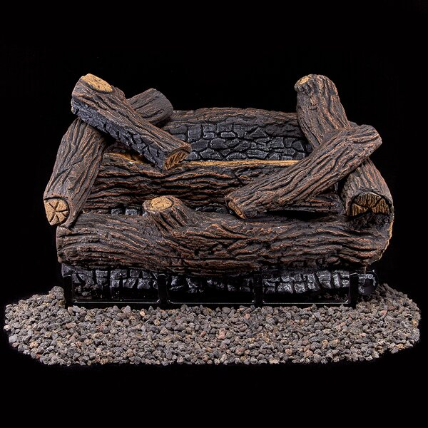 Vent Free Natural Gas Log by Duluth Forge Duluth Forge
