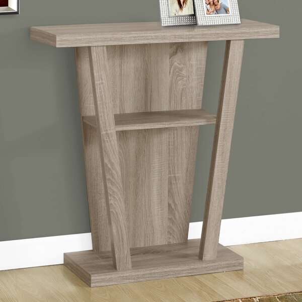 Wrought Studio Brown Console Tables