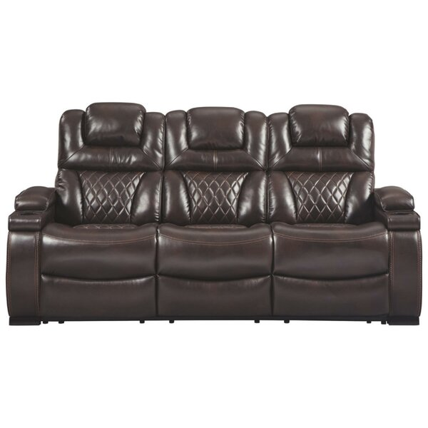 Review Brielle Reclining Loveseat