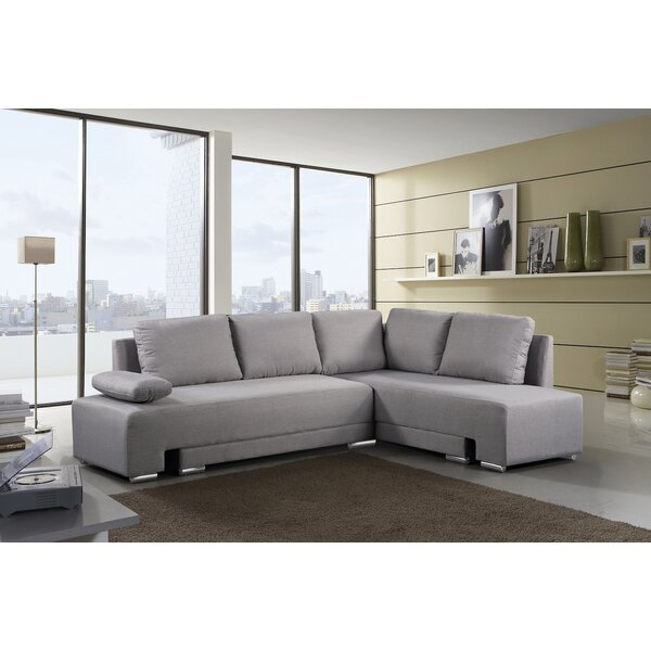Pucklechurch Sleeper Sectional by Orren Ellis