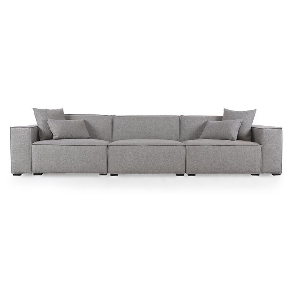 Perfect Priced Mcnelly Modular Sofa by Orren Ellis by Orren Ellis