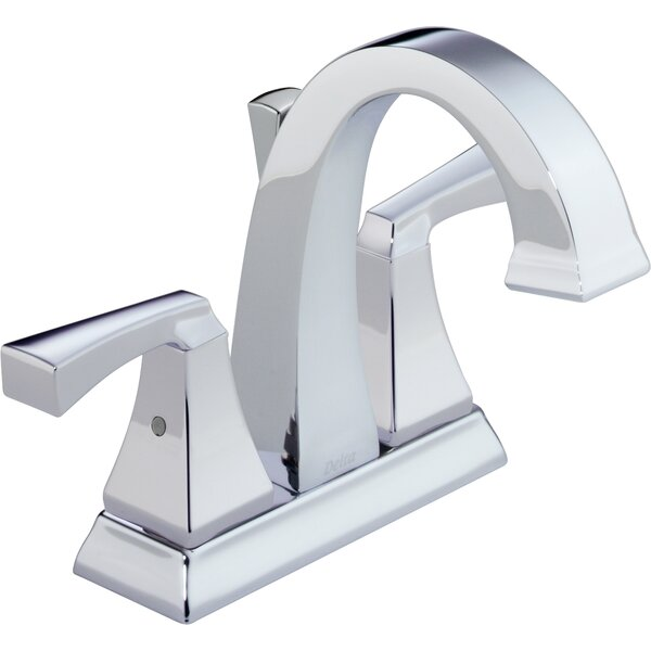 Dryden™ Centerset Bathroom Faucet and Diamond Seal™ Technology by Delta