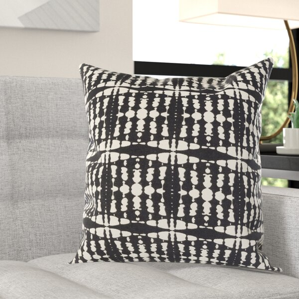 Serenity Cotton Pillow Cover by Wade Logan