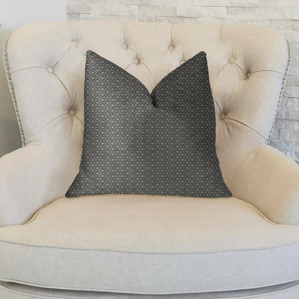 Cleopatra Luxury Throw Pillow by Plutus Brands