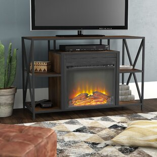 Neff TV Stand for TVs up to 40 with Electric Fireplace