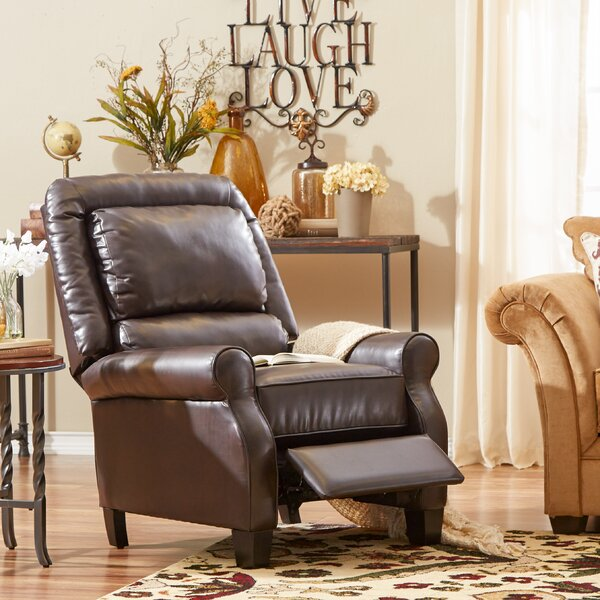 Millwood Reclining Chair by Three Posts