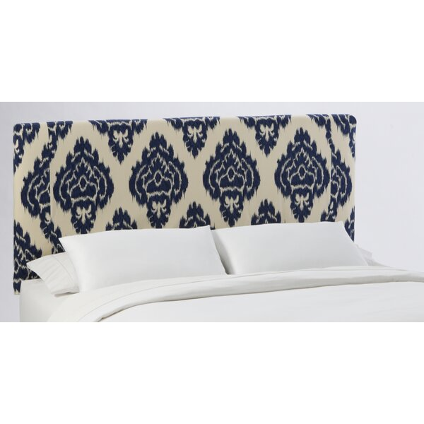 Devinn Upholstered Panel Headboard by Charlton Home